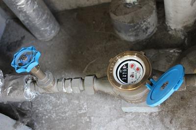 食洗機用分岐水栓CB-SSC6の取り付け方法(写真解説)