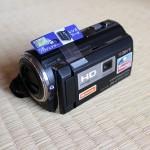 ソニーのビデオカメラ(HDR-PJ590V)をヨドバシドットコム通販でゲット