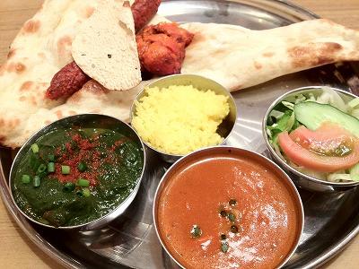 イオンでインドカレーを食べるなら:イオンモール与野「インドレストラン ビンディ」編
