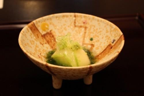 別亭やえ野:冬瓜真薯