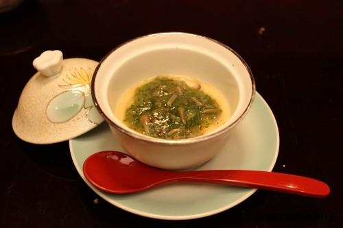 別亭やえ野:茶碗蒸し