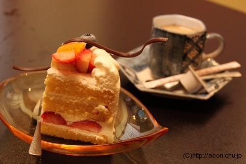 別亭やえ野:バースデイケーキ