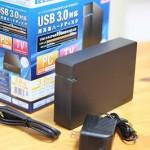 デジタル製品の出産準備・大容量HDDを買いました