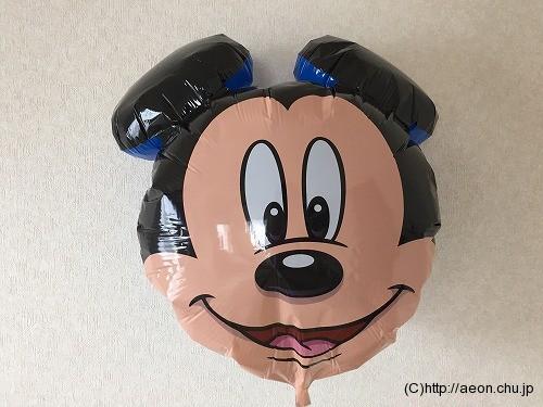 ミッキーの風船の寿命