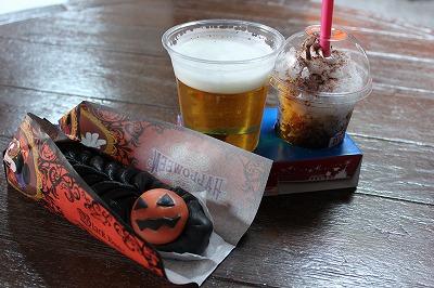 東京ディズニーシーで食欲の秋・ハロウィーンを満喫