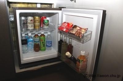 和室スイート・純和室の冷蔵庫