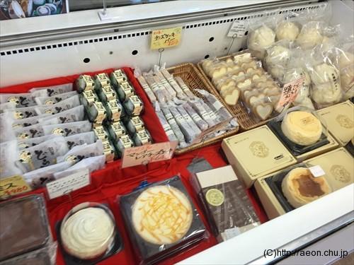 加藤牧場のお土産:チーズケーキなど