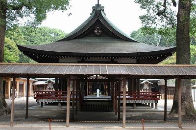 大宮氷川神社で戌の日の安産祈願をしてきました