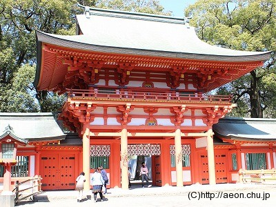 大宮氷川神社でお宮参りをしてきました