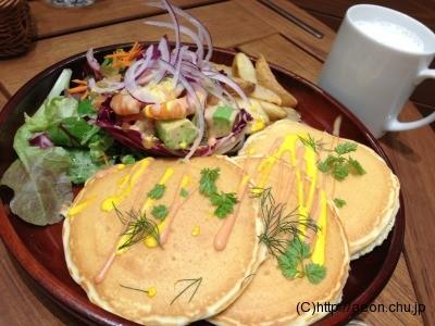 イオンモール浦和美園のパンケーキ&カフェ『フォレスト』に行ってきました