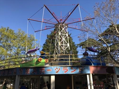 氷川神社十日市(とおかまち):大宮公園児童スポーツランド