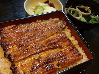 さいたま市のうなぎの名店・銀座大和田で鰻重を食べました