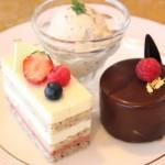 パンパシフィック横浜『ラウンジ ソマーハウス』で午後のお茶タイム